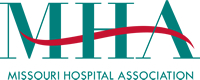 Missouri Hospital Association (MHA) logo